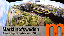 Layout tour of marklinofsweden 2018